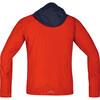 GORE RUNNING WEAR Fusion WS AS Jacket Men orange/black iris